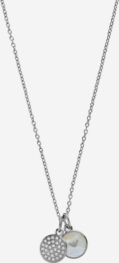 Emporio Armani Kette in silber, Produktansicht