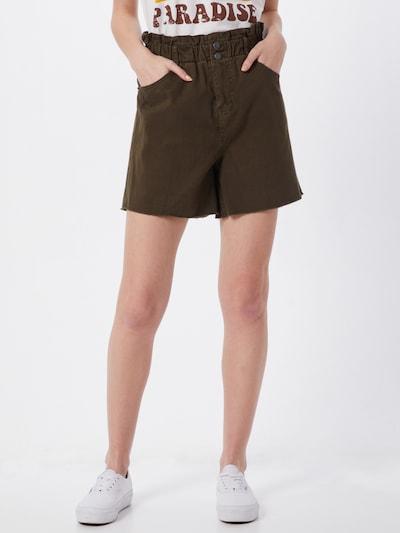 Blend She Jeans in de kleur Bruin, Modelweergave