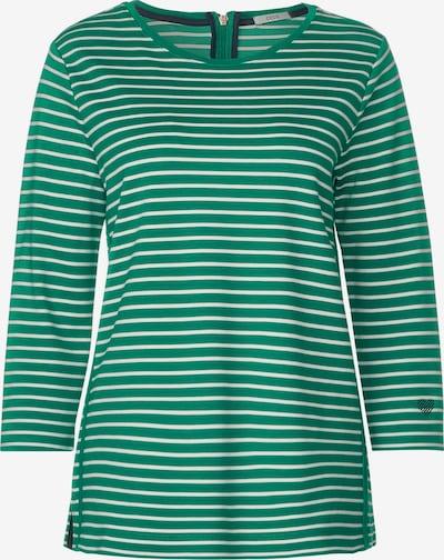 CECIL Sweatshirt mit Streifen in grün, Produktansicht