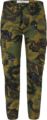 REPLAY Camouflage Hose