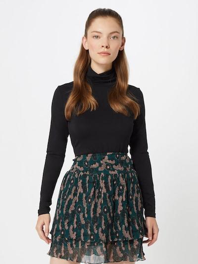 Samsoe Samsoe Shirt in de kleur Zwart, Modelweergave
