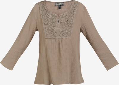 DREIMASTER Blouse in Light brown, Item view