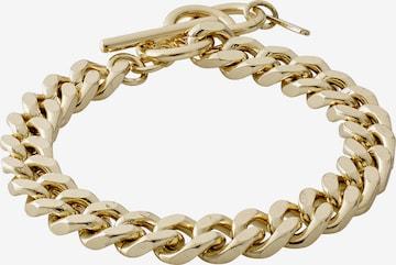 Pilgrim - Pulsera 'Bracelet Water' en oro