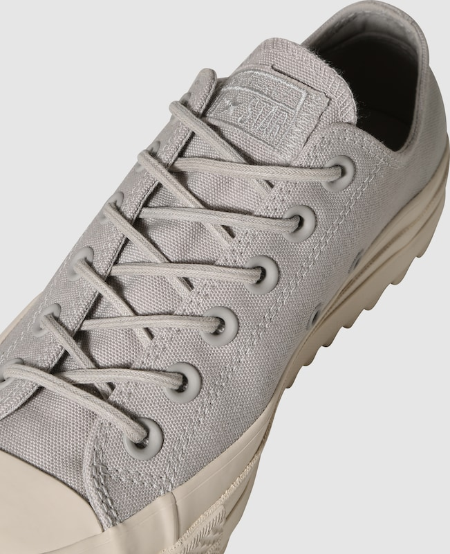7eeda0f4747a CONVERSE Sneakers laag  CHUCK TAYLOR ALL STAR LIFT RIPPLE  in Grijs    Natuurwit
