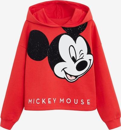 MANGO KIDS Sweatshirt in rot, Produktansicht