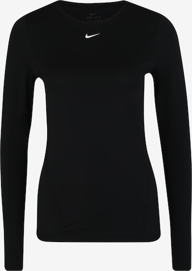 NIKE Funkčné tričko - čierna / biela, Produkt