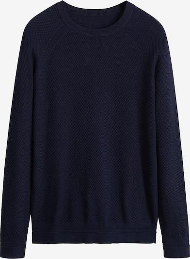 MANGO MAN Pullover in royalblau, Produktansicht