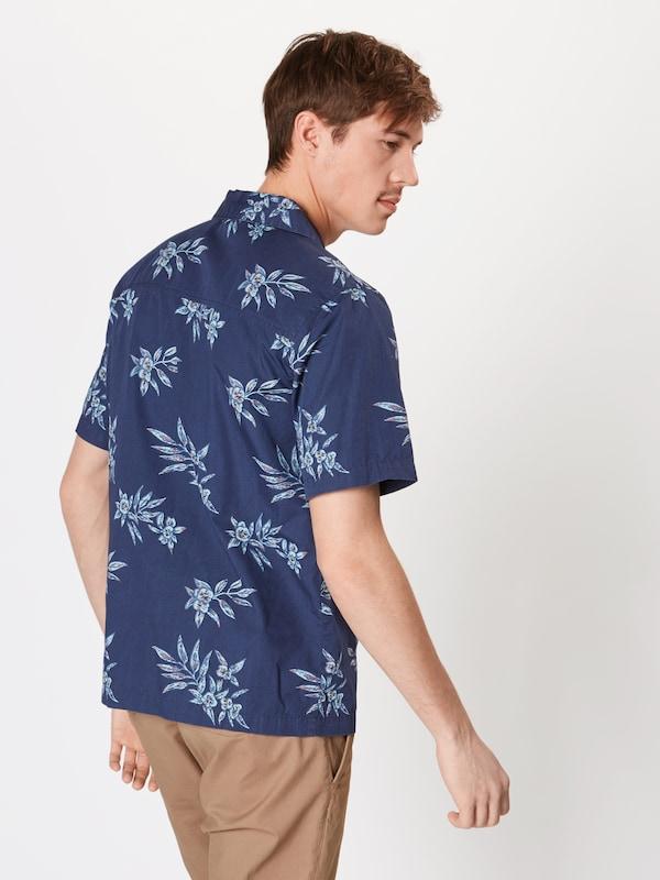 Bleu Classics 'pattern En Fumé Urban Resort Shirt' Chemise 5RLA4j