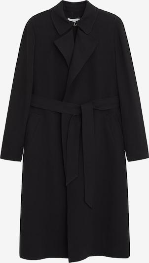 MANGO Přechodný kabát 'DINGDONG' - černá, Produkt