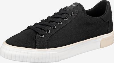 ESPRIT Pamela Sneakers Low in schwarz / weiß, Produktansicht