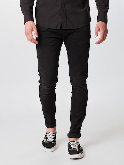 REPLAY Jeans 'Bronny' in black denim, Modelansicht