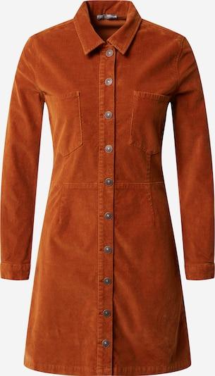 LTB Blousejurk 'Halsey' in de kleur Sinaasappel, Productweergave