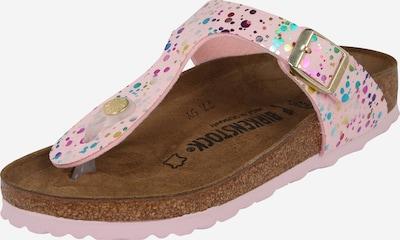 Sandalai iš BIRKENSTOCK , spalva - rožių spalva, Prekių apžvalga