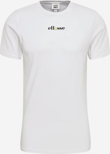 sárga / fekete / fehér ELLESSE Póló, Termék nézet