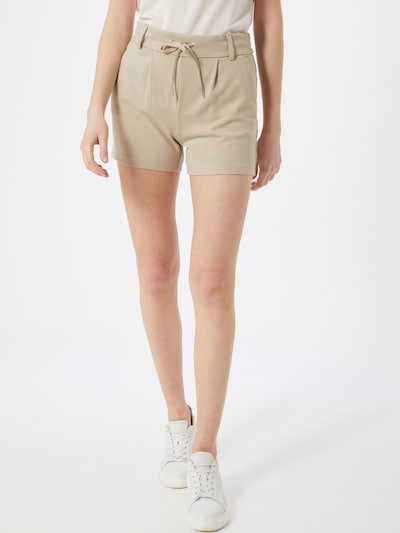 ONLY Shorts in beige, Modelansicht