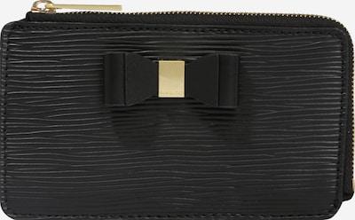 Ted Baker Peňaženka 'Blueb' - čierna: Pohľad spredu