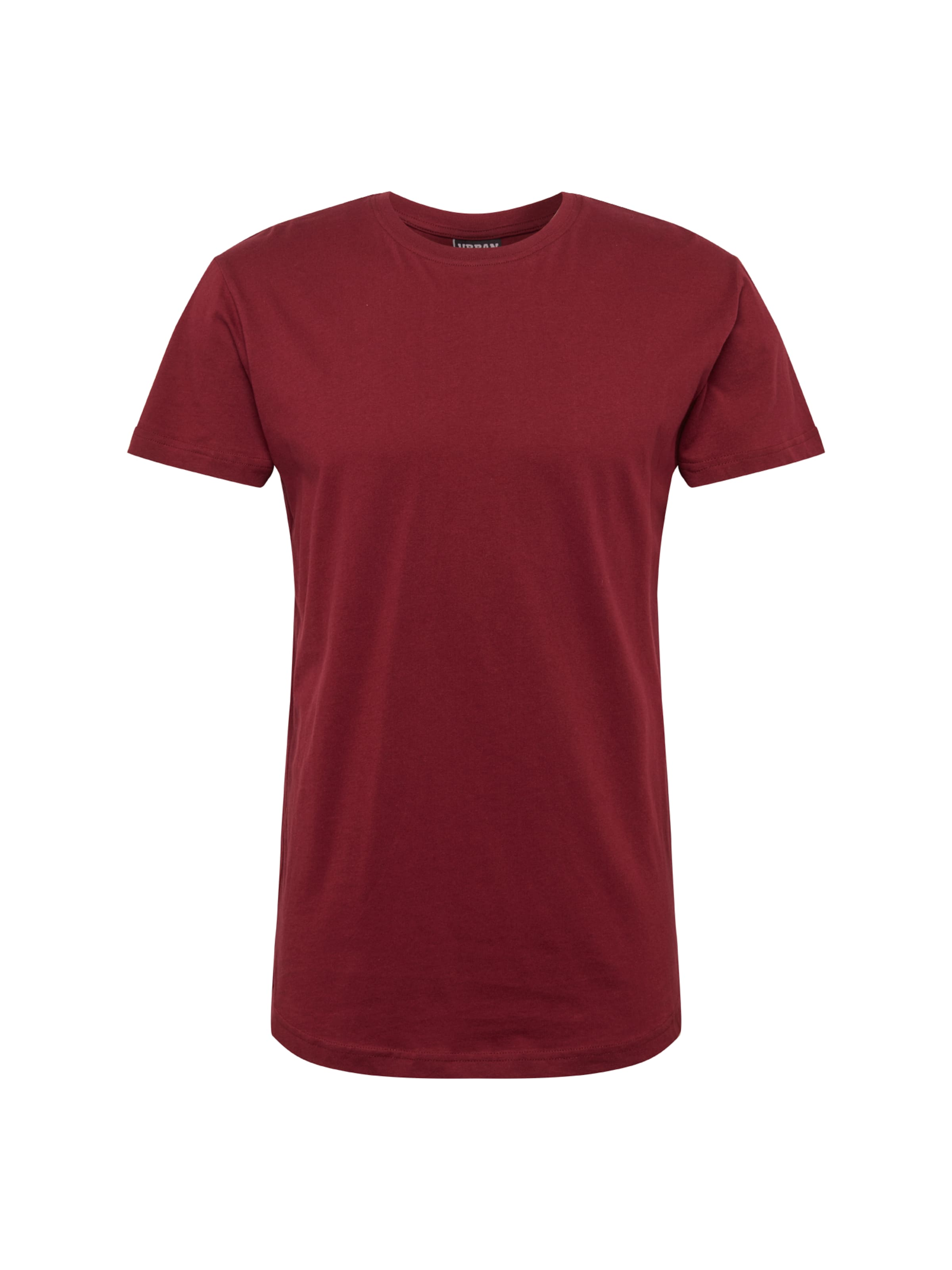 shirt Long Classics 'shaped T Tee' In Urban Bordeaux SzVpLqUMG