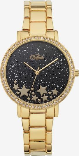 BUFFALO Uhr in gold, Produktansicht