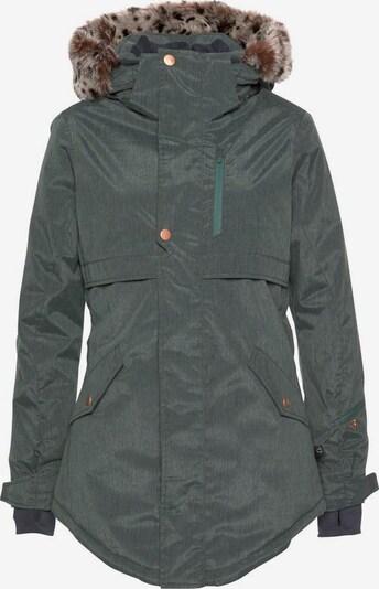 BRUNOTTI Skijacke 'D' in dunkelgrün, Produktansicht