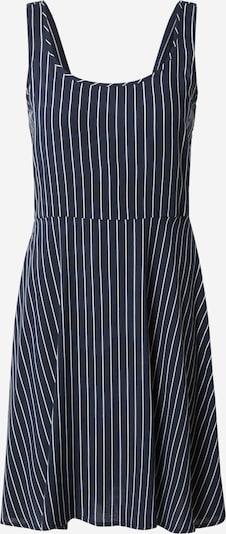 Suknelė 'JDYSTARR LIFE STRAP DRESS WVN' iš JACQUELINE de YONG , spalva - tamsiai mėlyna / balta, Prekių apžvalga