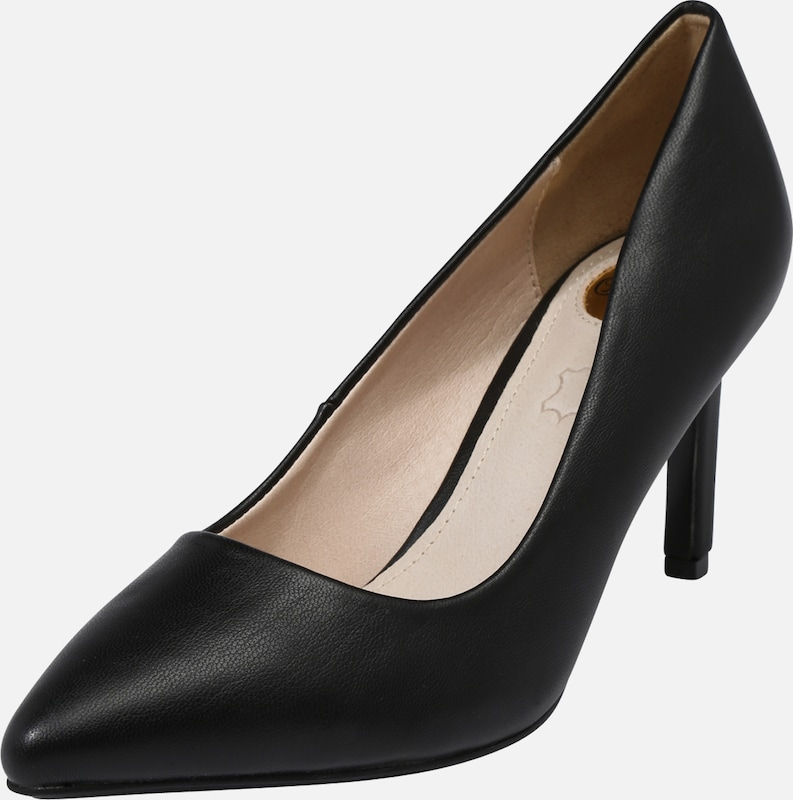 BUFFALO Pumps  'ALIVIA' in schwarz, Produktansicht
