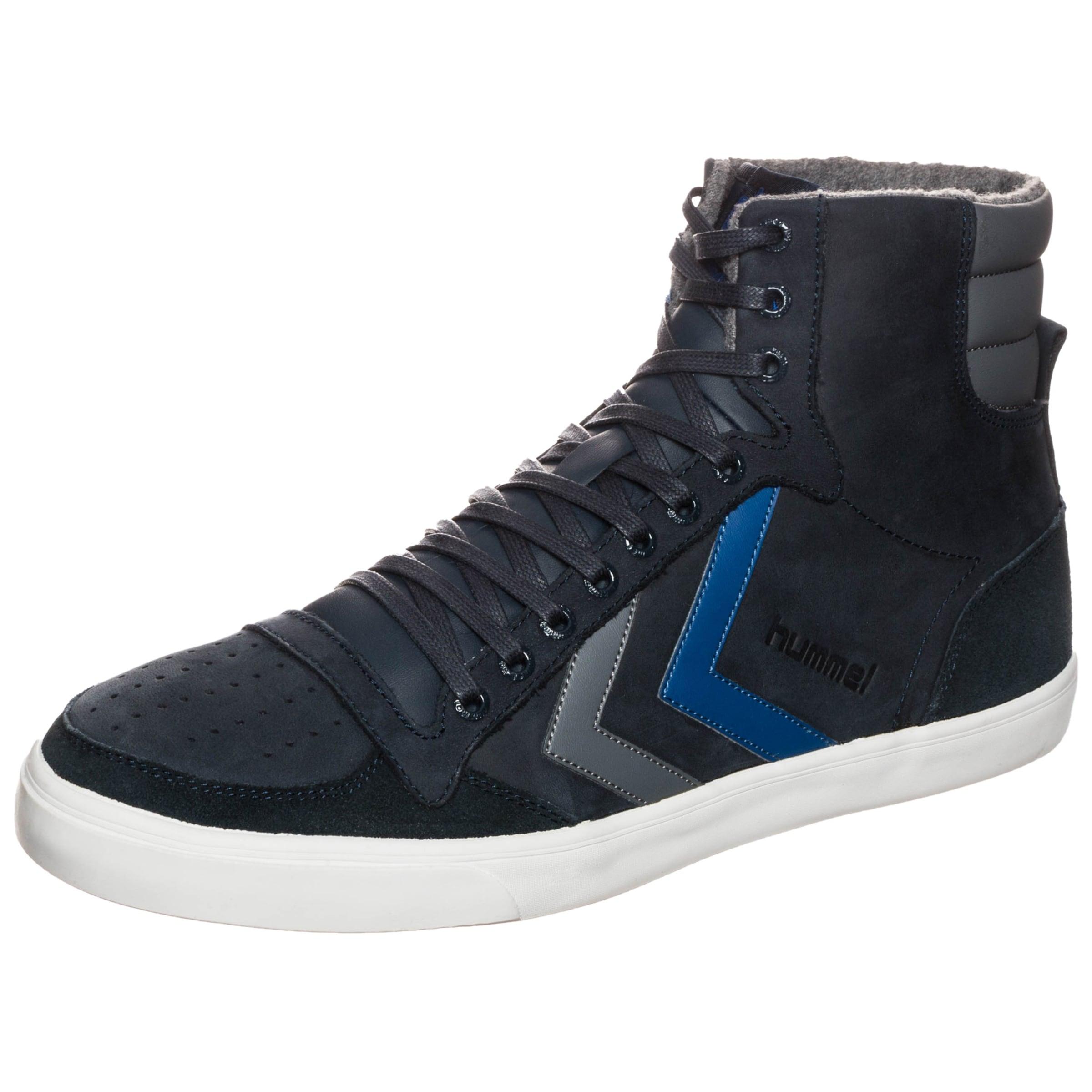 Hummel Sneaker Slimmer Stadil Duo Oiled High