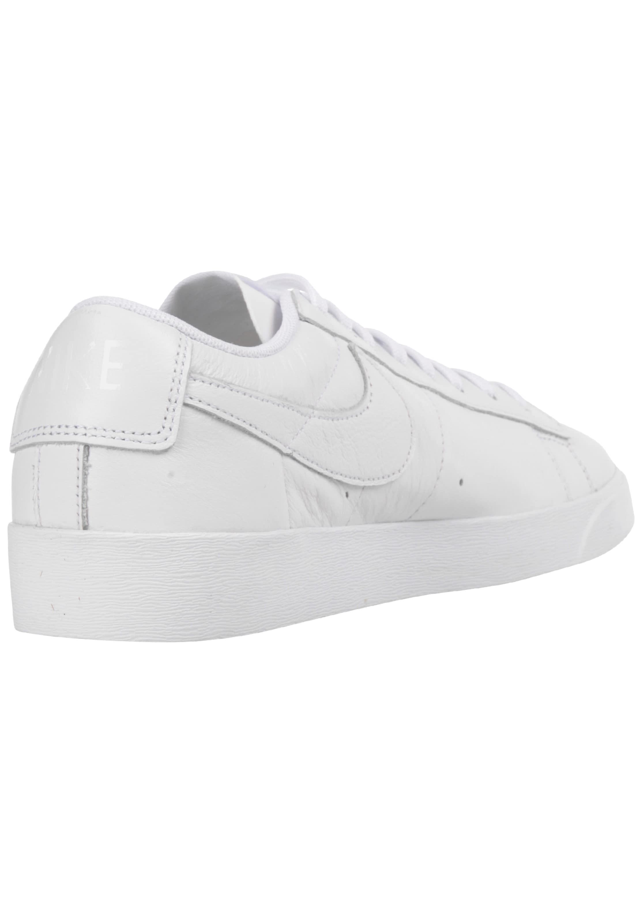 Weiß Nike Low Sneaker In Sportswear Le Blazer 3RL5Aj4