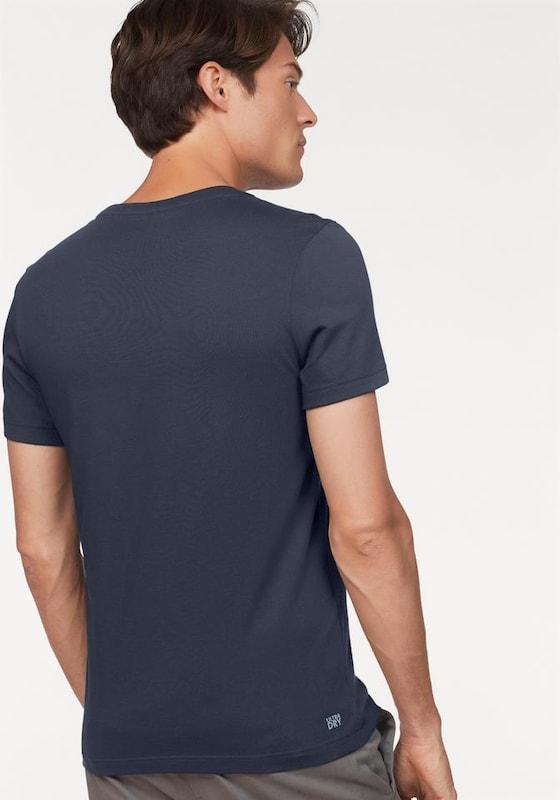 Lacoste Sport Functioneel In Shirt DonkerblauwWit dxshCBtQr