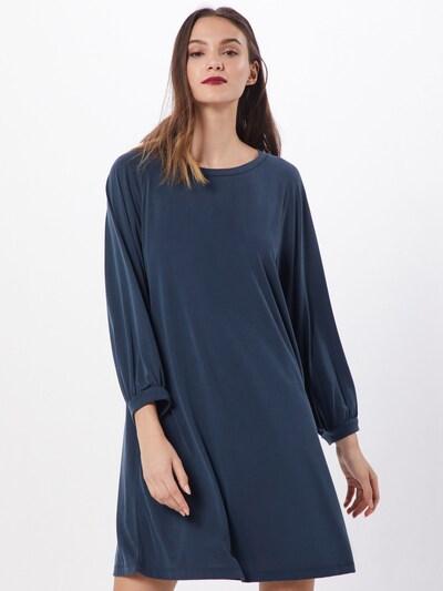 mbym Kleid 'Feola' in blau, Modelansicht