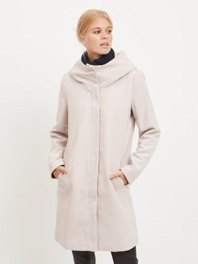 OBJECT Mantel in rosa, Modelansicht