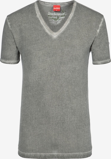 STOCKERPOINT Shirt Falko in stone, Produktansicht