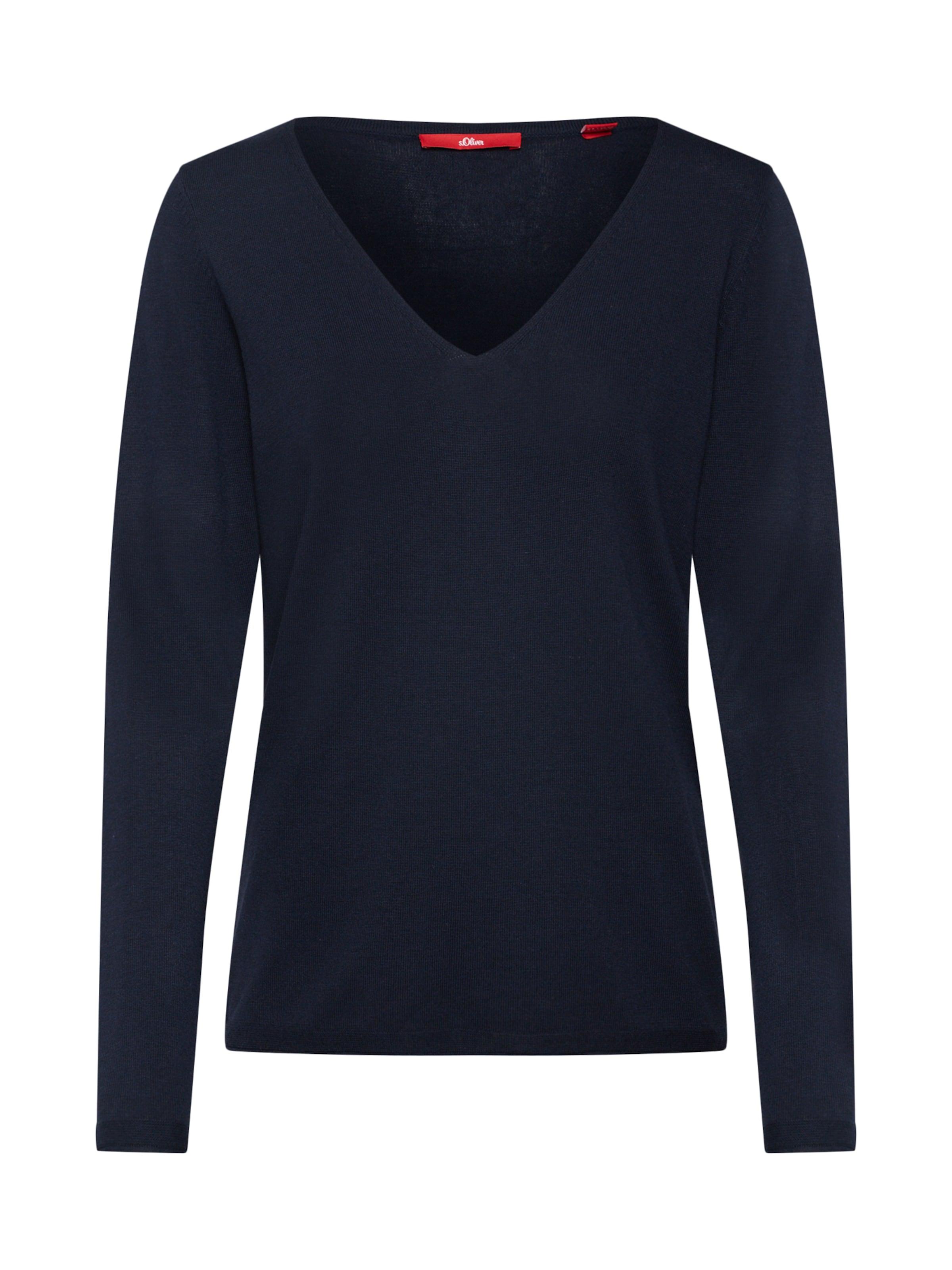 Pullover In Nachtblau oliver S S oliver yvwN0m8nO