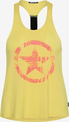 CHIEMSEE Top in Gelb