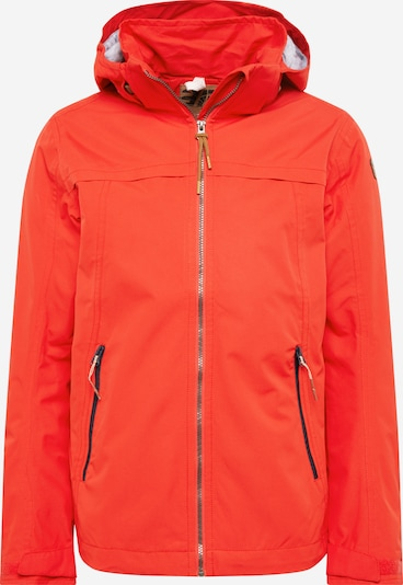 ICEPEAK Functionele jas 'ANTONITO' in de kleur Rood, Productweergave