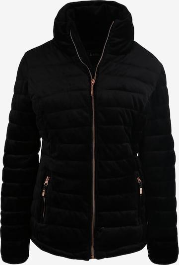 KILLTEC Sport-Jacke 'Swana' in schwarz, Produktansicht