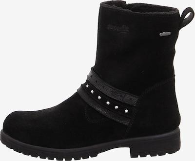SUPERFIT Stiefel in schwarz: Seitenansicht