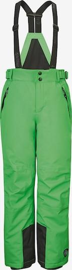 KILLTEC Skihose 'Gauror' in grün / schwarz, Produktansicht