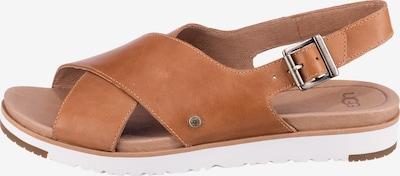 UGG Páskové sandály 'KAMILE' - koňaková, Produkt
