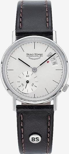 Bruno Söhnle Uhr in schwarz, Produktansicht