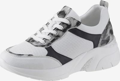 REMONTE Remonte Sneaker in schwarz / weiß, Produktansicht