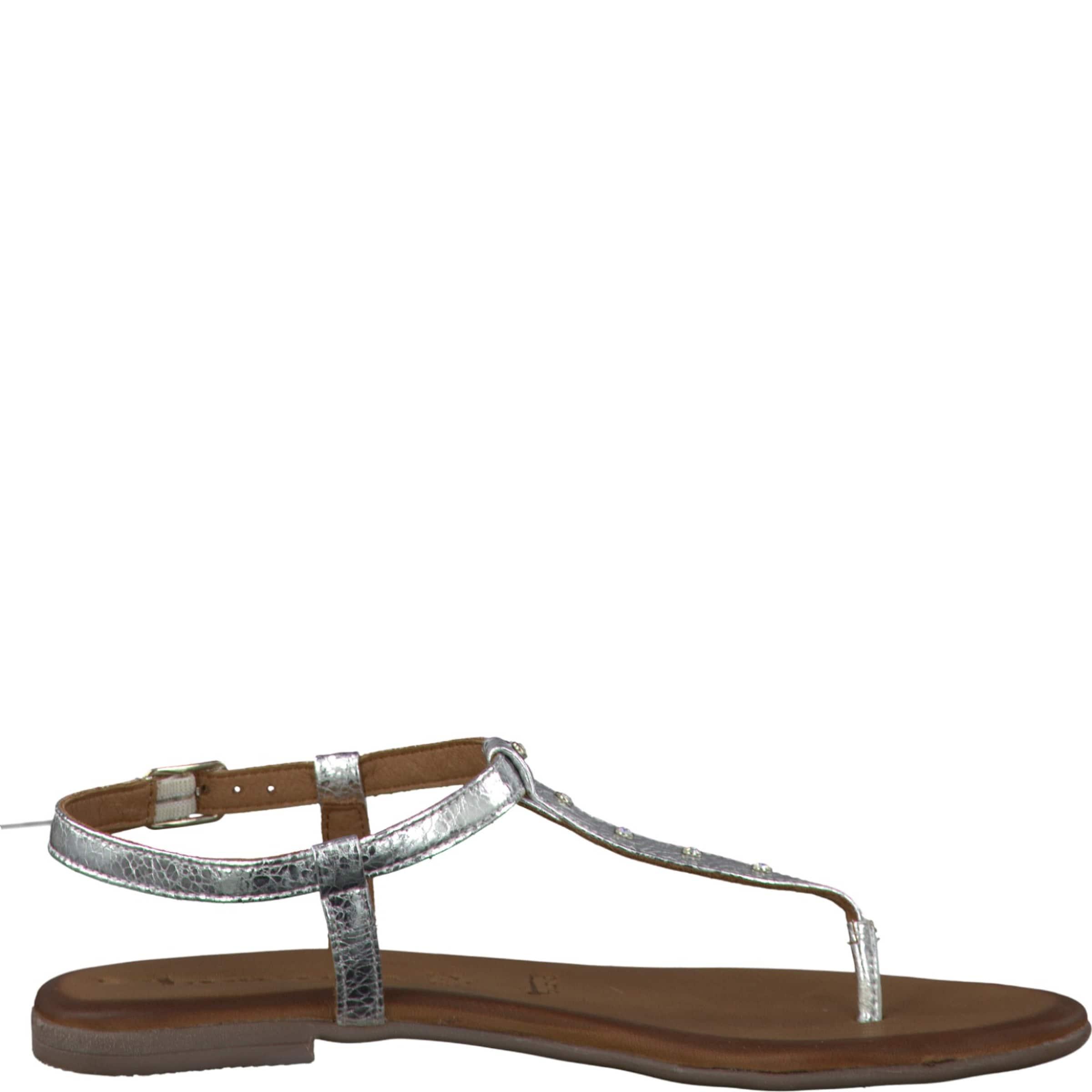 Preiswerte Reale Finish TAMARIS Zehentrenner-Sandale Billig Verkauf Zum Verkauf Erscheinungsdaten Verkauf Online Shop Für Verkauf Freies Verschiffen Heißen Verkauf Q6WxZfZRj