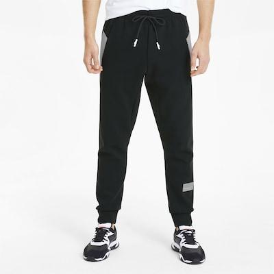 PUMA Avenir Herren Sweatpants in weiß, Modelansicht