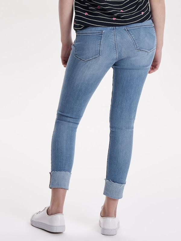 ONLY Skinny Fit Jeans 'Carmen Reg'