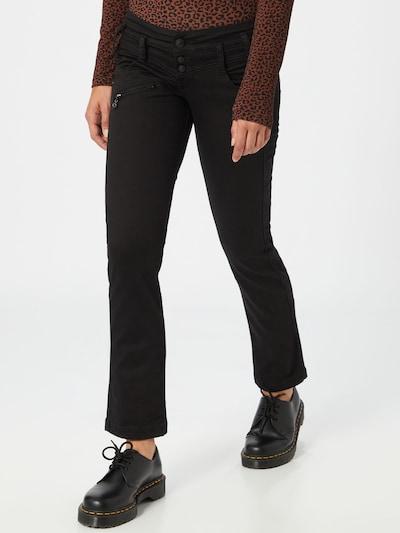 FREEMAN T. PORTER Jeans 'Amelie' in schwarz, Modelansicht