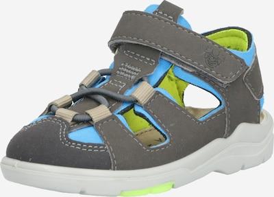 RICOSTA Sandaalit 'GERY' värissä tummanharmaa, Tuotenäkymä