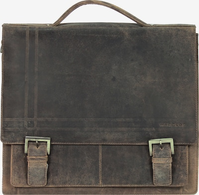 Harold's Aktentasche 'Concaro' in kastanienbraun, Produktansicht