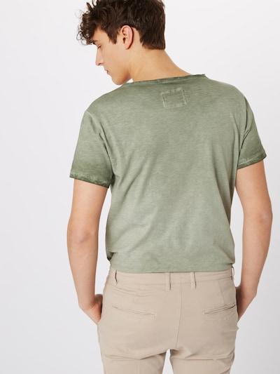 tigha T-Shirt en olive: Vue de dos