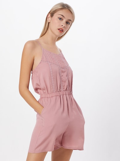 Superdry Jumpsuit 'Indie' in rosa, Modelansicht