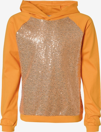 KIDS ONLY Sweatshirt ' KONVICKY ' in orange, Produktansicht