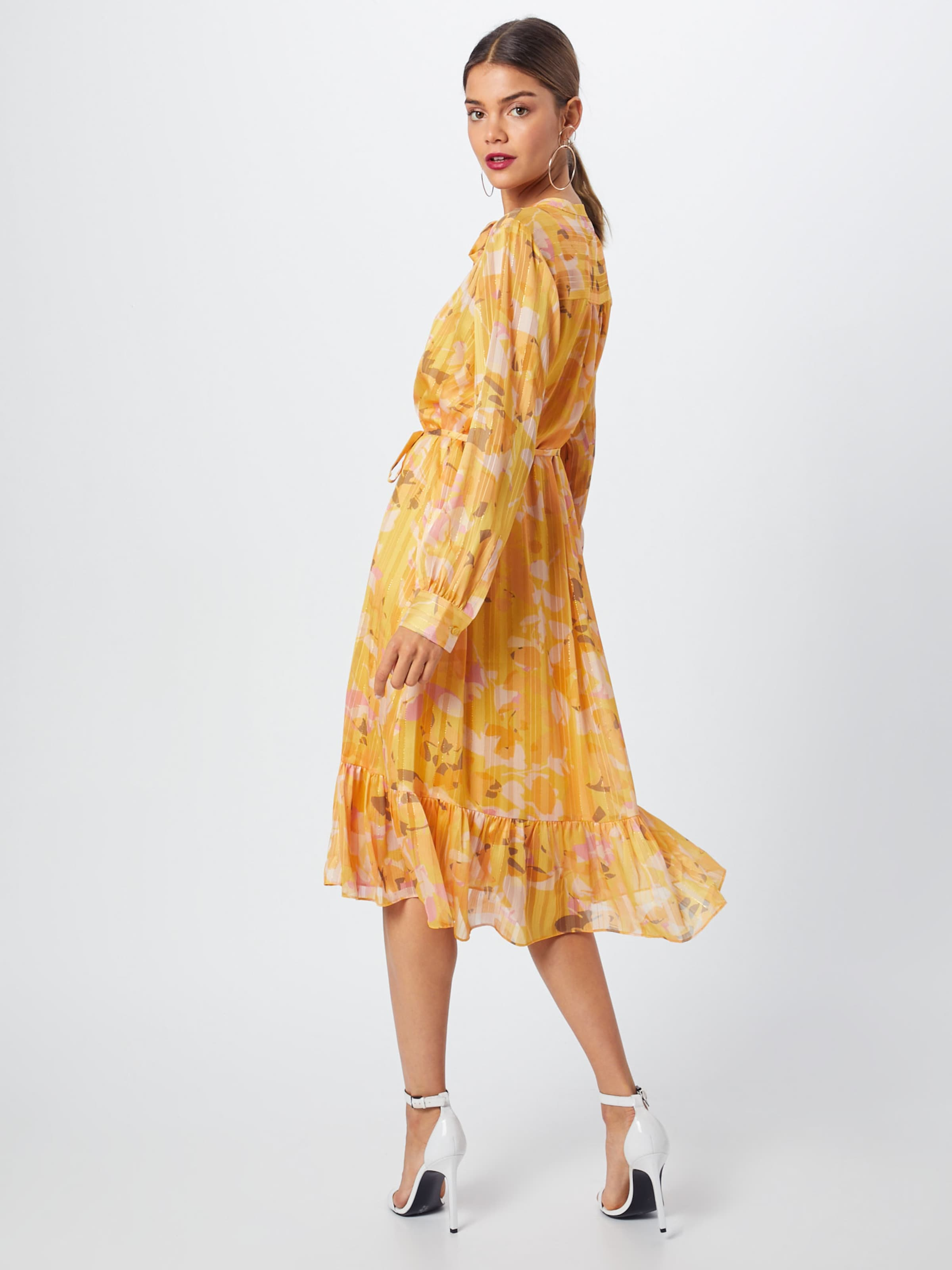 Robe Second En D'été Female Jaune nOPwXN08kZ